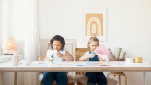 נכנסים לאווירת החג: רעיונות לעבודות יצירה לילדים לחגי ישראל